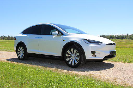 Tesla, Electric Car, Vehicle, Car, Auto, Model X