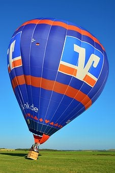 Hot Air Balloon, Ballooning, Adventure, Rise, Fun