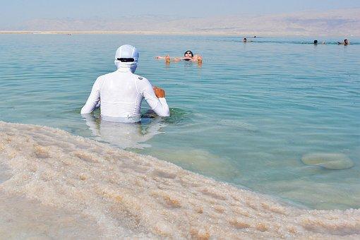 Vacation, Holiday, Color, Happy, Dead Sea, Friends, Joy