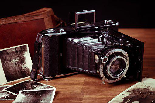 Camera, Old, Photography, Photo Camera, Photograph
