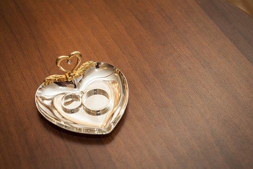 Wedding, Rings, Love, Marriage, Ring, Symbol