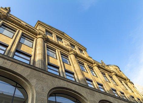 Building, Sky, Sandstone, Architecture, City, Modern