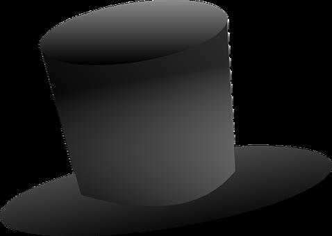 Top Hat, Hat, Vintage, Style, Classic, Gentleman