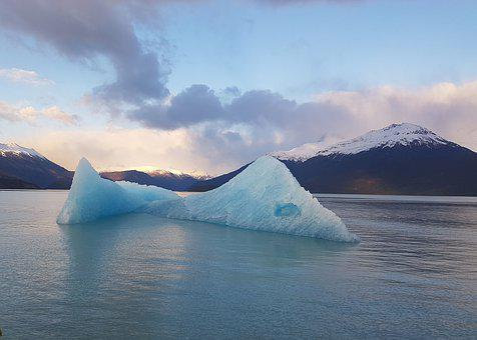 Iceberg, Argentinean Lake, Argentina