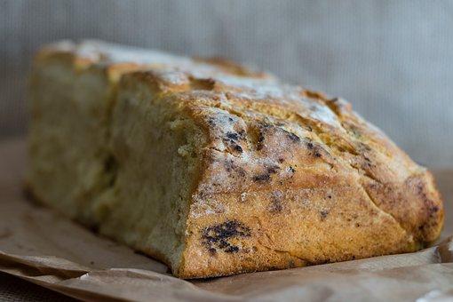 Bread, Food, Eat, Flour, Bake, Baked, Bakery, Baking