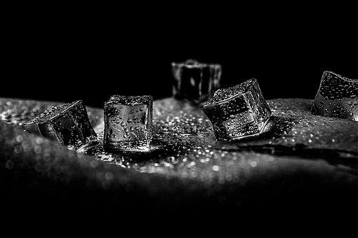 Ice Cubes, Act, Drop Of Water, Body Part, Erotic, Nudes