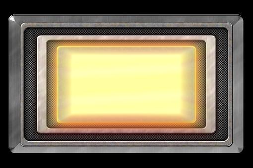 Tail Light, Square, Light, Inset, Wall, Futuristic