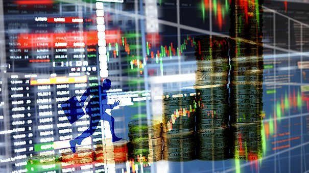 Entrepreneur, Stock Exchange, Trading Floor, Business