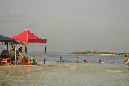 Morrocoy, Venezuela, Nature, Sea, Beach, National Park