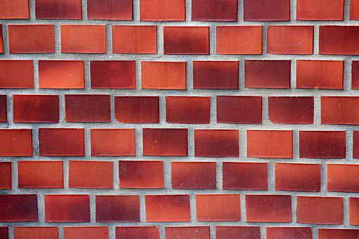 Brick, Lake Dusia, Wall, The Structure Of The, Texture