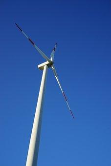 Energy, Pinwheel, Wind Power, Energy Revolution, Sky