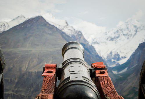 Canon, Canon In The Mountains, Ancient Canon