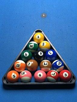 Pool, Billiards, Table, Sport, Leisure, Game, Pub