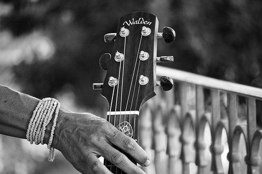 Guitar, Music, Acoustic Guitar, Tool, Musician