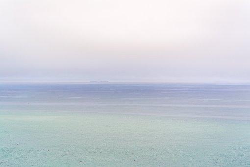 Water, Ocean, Washington, Sea, Blue, Summer, Wave, Sky