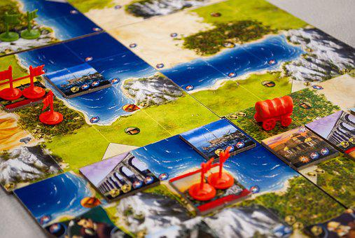 Civilization, Board Game, Game, Strategy, Tabletop