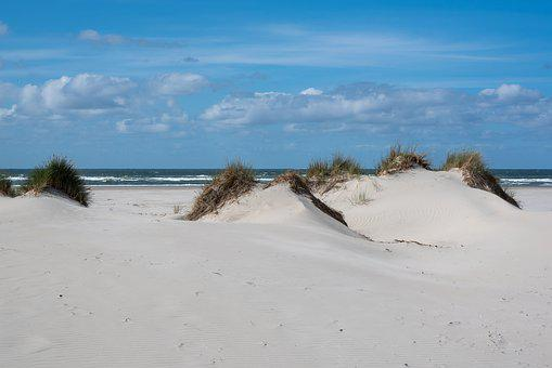 Beach, Sea, Summer, Sand, Vacation, Nature, Dunes