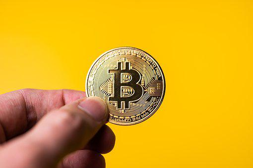 Bitcoin, Coin, Golden-coin, Virtual-money