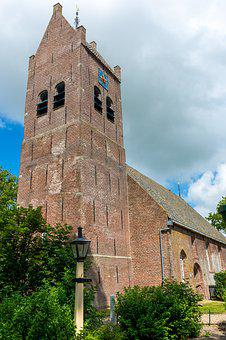 Church, Tower, Church Tower, Architecture, Building