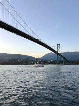 Canada, Bc, British Columbia, Vancouver, North Shore