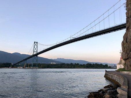 Canada, Bc, British Columbia, Vancouver, North Shore