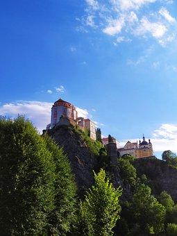Vranov Nad Dyjí, Castle, Tourism, History, Czechia