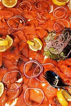 Salmon, Fish, Food, Delicious, Healthy, Fresh, Smoked