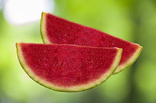 Melon, Watermelon, Fruit, Summer, Red, Healthy, Juicy