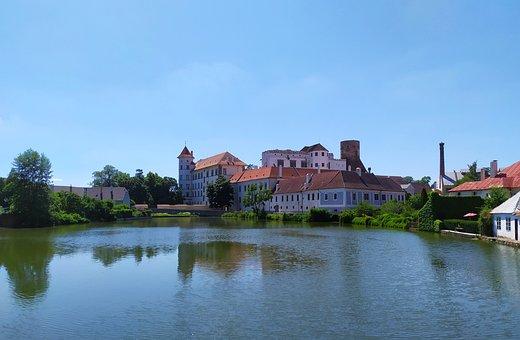 Jindřichův Hradec, Castle, History, Tourism, Czechia