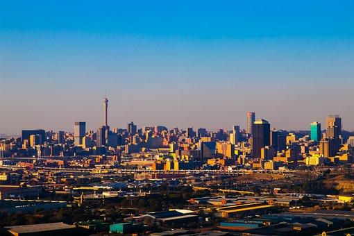 Johannesburg, Urban, City, Scenic, Metropolitan