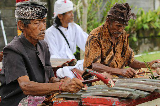 Gamelan, Bali, Tradition, Indonesia, Balinese, Musical