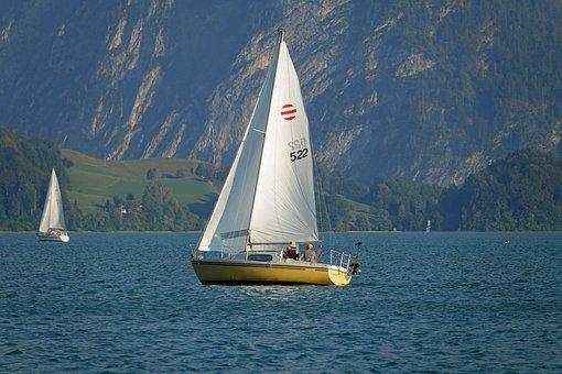 Boat, Sailing Boat, Ship, Water, Sailing Ship, Sailing
