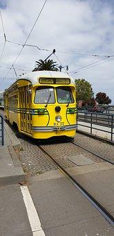 San Francisco, Tram, History, California, City