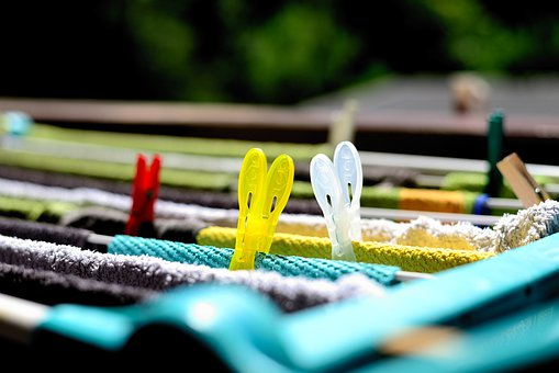Laundry, Dry Laundry, Dry, Wash, Clothes Line, Budget