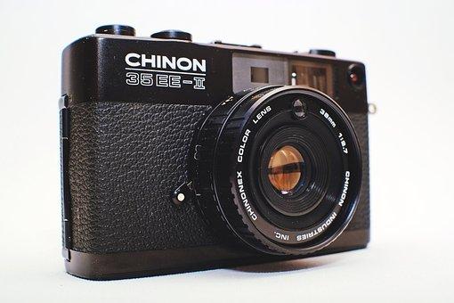 Camera, Analog, Film, Photography, Retro, Old, Vintage