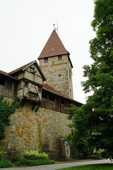 Veste, Coburg, Bulgarians Tower, Gate Tower