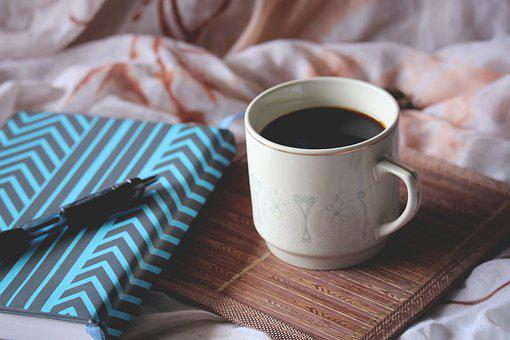 Hot Coffee, Cup Coffee, Bed, Hot Cup, Hot, Cup, Coffee