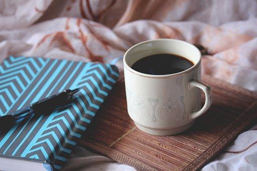 Hot Coffee, Cup Coffee, Bed, Hot Cup, Hot, Cup, Coffee