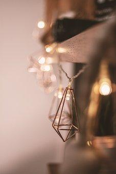 The Lights, Lights, Ornaments, Holidays, Shelf, Mood