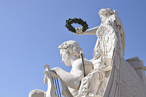 Statue, Lisboa, Portugal, Lisbon, Architecture, Europe