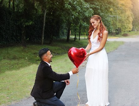 Wedding, Love, Romantic, Romance, Roses, Couple, Pink