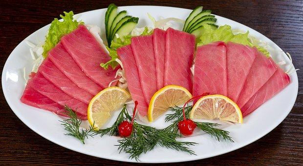 Food, Seafood, Fish, Tuna, Nutrition, Asiatic, Kitchen