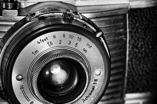 Camera, Analog, Film, Cinema, Photography, Photo, Media