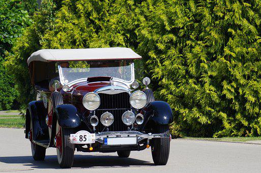 Old, Car, Veteran, Race, Historical, History, Vehicle