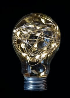 Led, Light Bulb, Light, Shining, Current, Energy