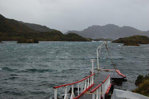 Sea, Spring, Felix, Wind, Storm Surge, Bad Weather
