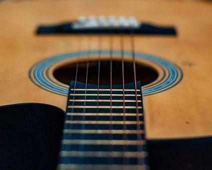 Guitar, Strings, Instrument, Guitarist, Band, Acoustic