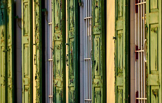 Structure, Color Architecture, Window, Green, Texture