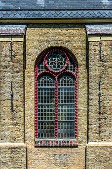 Church, Window, Architecture, Religion, Building