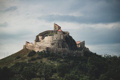 Transylvania, Citadel, Medieval, Castle, Historic